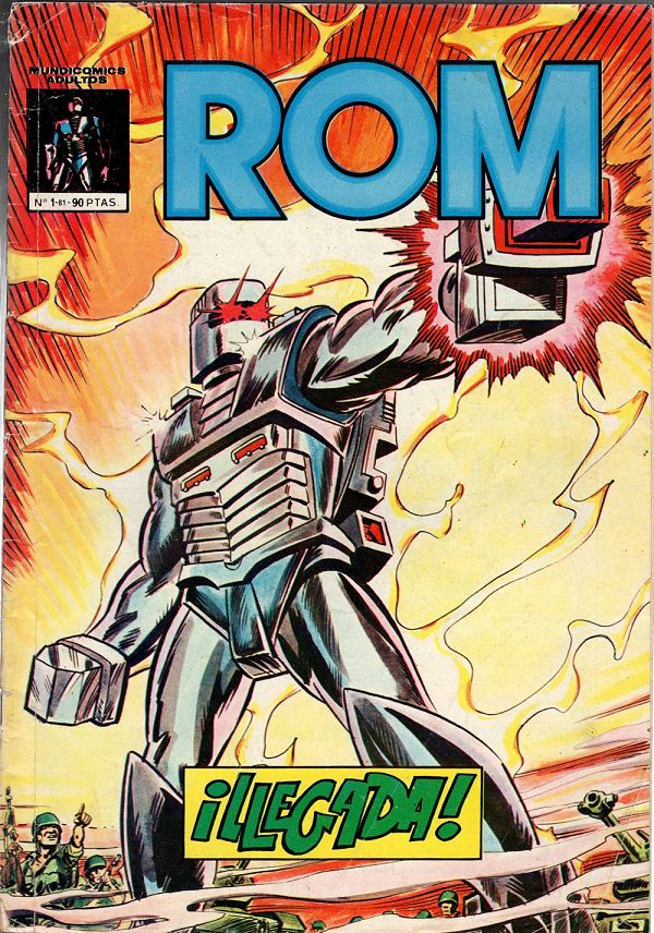 ROM (1979) Issue 01