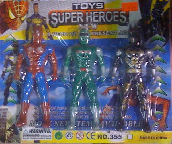 Action Figures (600)